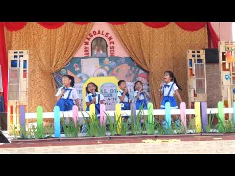 Kids parade of talents (Holy Family Academy)