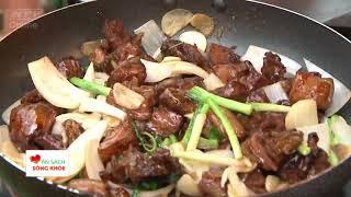 ĂN SẠCH SỐNG KHỎE | Hành trình ẩm thực kết nối thế giới | ASSK | HTV Web