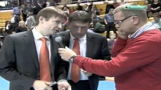 Баскетбол. Суперкубок Европы. УГМК - Динамо Москва [29.10.2013]