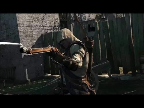 Assassin's Creed III Official Trailer #2