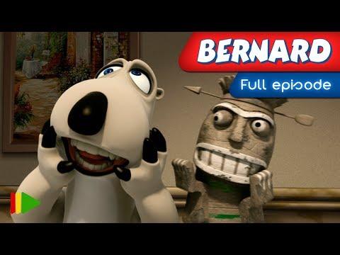 Bernard Bear (HD) - 22 - At The Museum