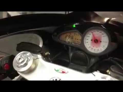 F4 312R Microtec 226 Dyno 326 km/h