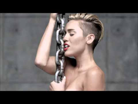 Miley Cyrus  Wrecking Ball Acapella HD