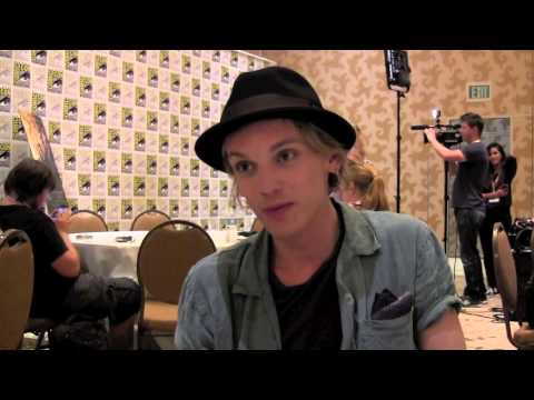 The Mortal Instruments  Jamie Campbell Bower on Becoming a Shadowhunter