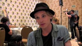 The Mortal Instruments - Jamie Campbell Bower on Becoming a Shadowhunter
