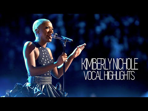 Vocal Highlights on The Voice: Kimberly Nichole (C3 - F#5)