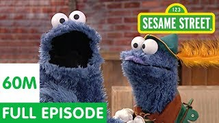 The Mysterious Cookie Thief | Sesame Street Full Episode