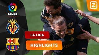 GRIEZMANN MAAKT DIT GEWELDIG AF! 😎   Villarreal vs