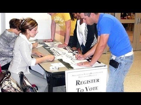 Vote Riders Campaign