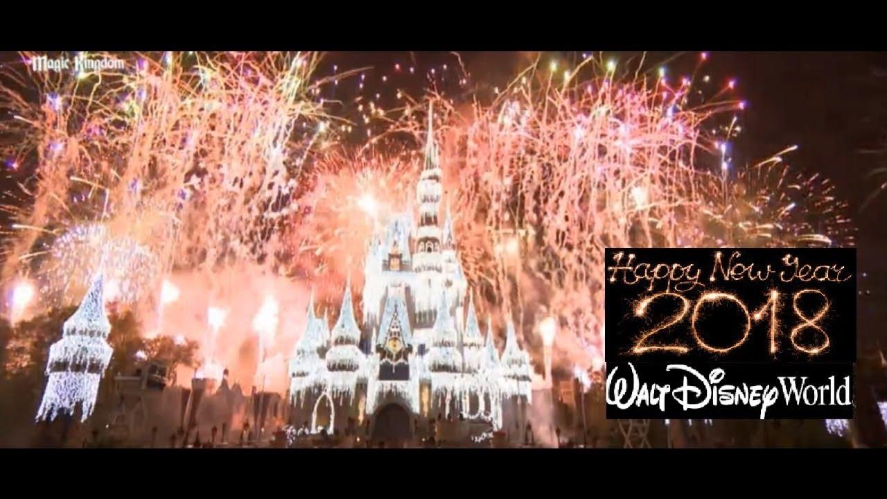 Magic Kingdom New Years Eve