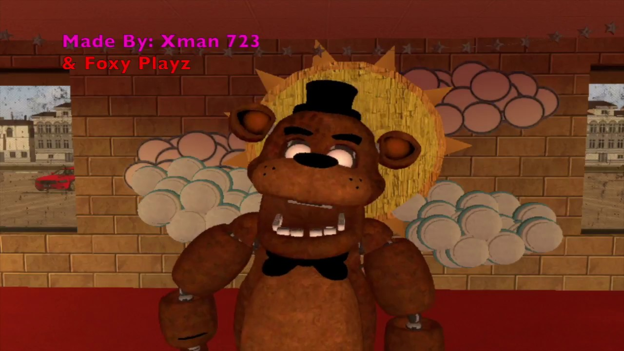 Download FNAF Animation Songs By: Xman 723 & Foxy Playz