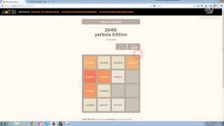Как сделать свою игру 2048(Советы по компьютерным играм. Секреты, читы, коды и прохождения. Понравилось видео? Нажми лайк!, 2014-08-04T21:52:38.000Z)