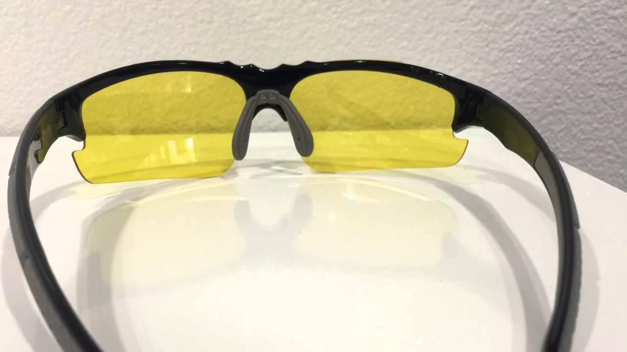 c0a35631f1e Duduma Night Vision Sunglasses - YouTube
