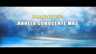 Marco Barrientos Ft. Marcela Gandara - Lo Único Que Quiero - Karaoke Pista HD