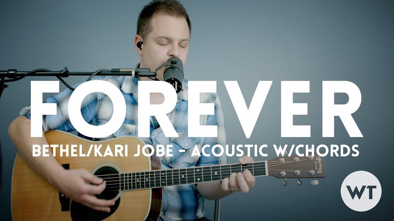 Forever we sing hallelujah bethel kari jobe acoustic with forever we sing hallelujah bethel kari jobe acoustic with chords hexwebz Choice Image