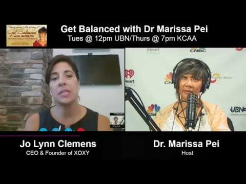Sexual Healing with XOXY.com CEO Jo Lynn Clemens and Dr. Marissa Pei