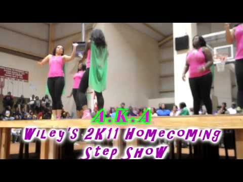 Wiley College 2k11 Step Show