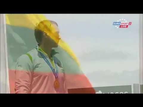 Jevgenij Shuklin 2013 Europe's Champion Gold Medal !! (Men's Canoe Single 200m)