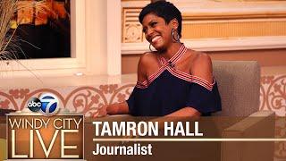 Tamron Hall on motherhood and new show