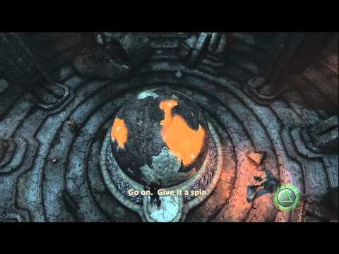 Uncharted 3 Part 11 Globe Puzzle (Commentary)