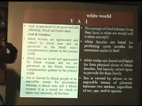 Effeminization of the black male part 2 history of homosexuality