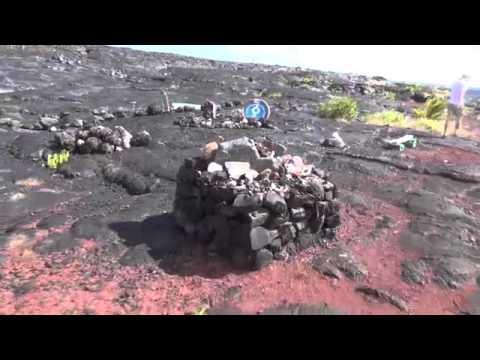 Kaimu Kalapana Black Sand Beach, Big Island, Hawaii