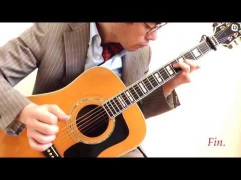 Maple Leaf Rag on guitar - 2014 HD version