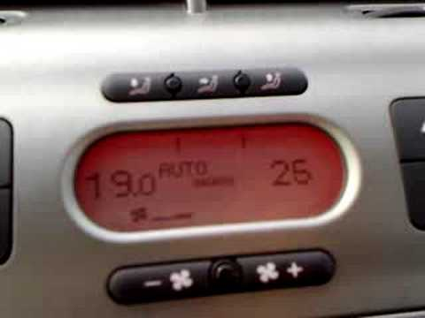 Zaktualizowano Klima Trick Seat. 2,0 TDI Altea 12/2004 - YouTube XR39