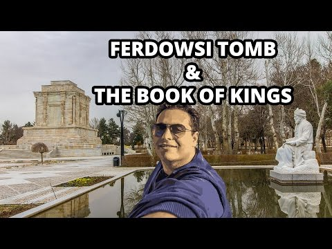 The Tomb of Ferdowsi, the Greatest Iranian Poet - Tous, Iran