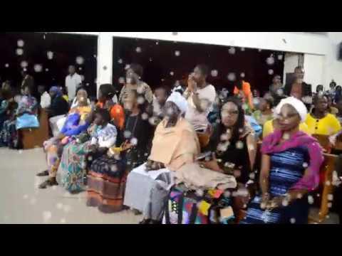 CENACLE 2017 - Louange avec le Choeur du Doyenne Grand Dakar - Yoff