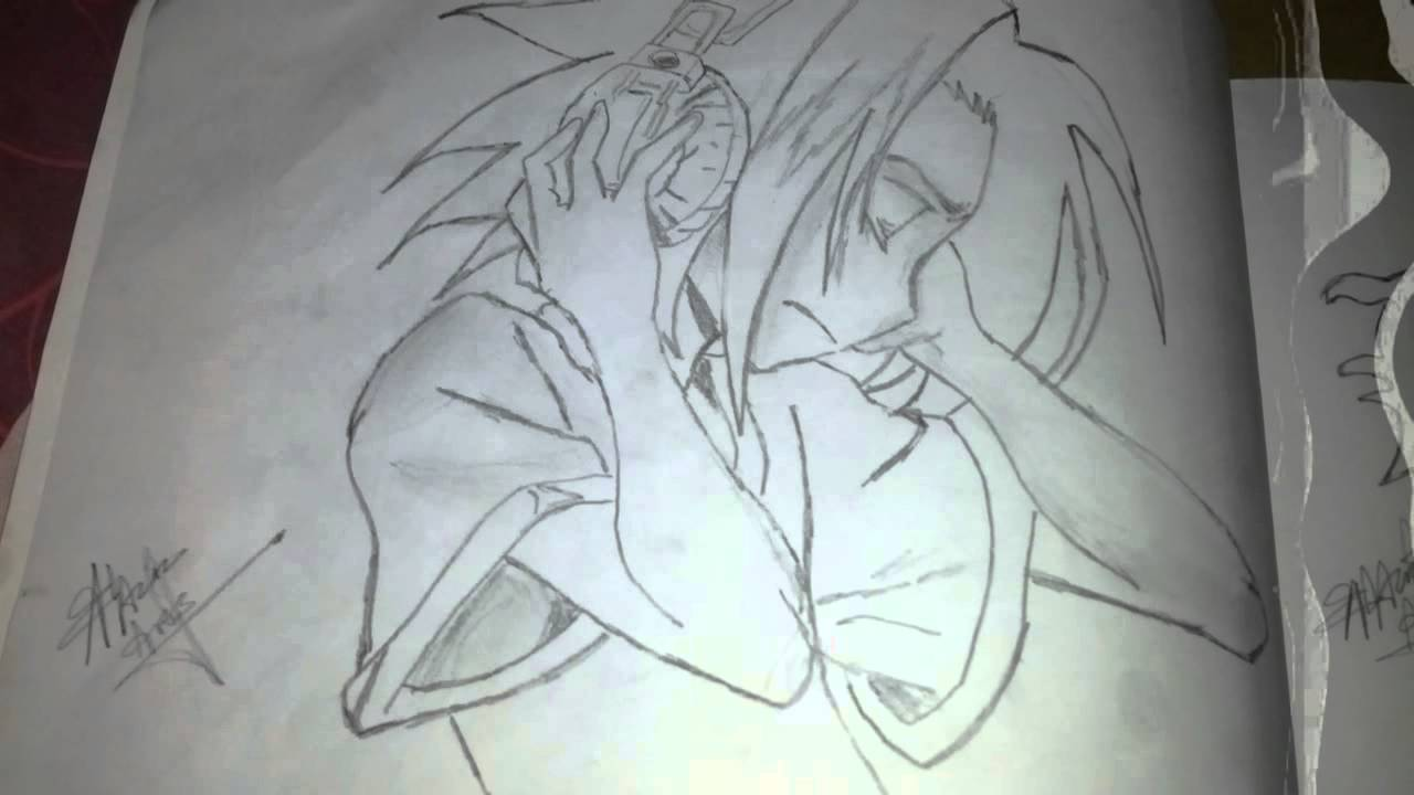 Most Amazing Anime Hand Drawing