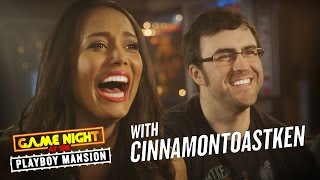 Helldivers with CinnamonToastKen and Playmate Raquel Pomplun - Mansion Game Night