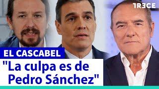 """""""Pablo Iglesias es un fascista de izquierdas con un ego más grande que su chalet"""""""