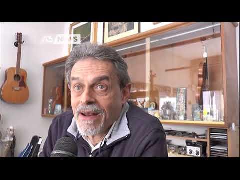 SPARITI DA DICIASSETTE ANNI, LIUTAIO RECUPERA I SU...
