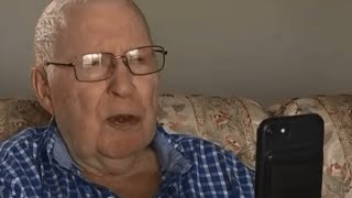 Faced With His Wife's Mounting Medical Costs, This 87 Year Old Man Decided To Take Drastic Action