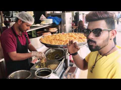 || ELCO Panipuri Center | Mumbai TOP 10 Street Food | SUNNY MISHRA (Gully Boy) ||