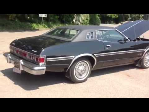 Ford Gran Torino Elite  Ml Tel E Mail Topuscarsyahoo Com Youtube