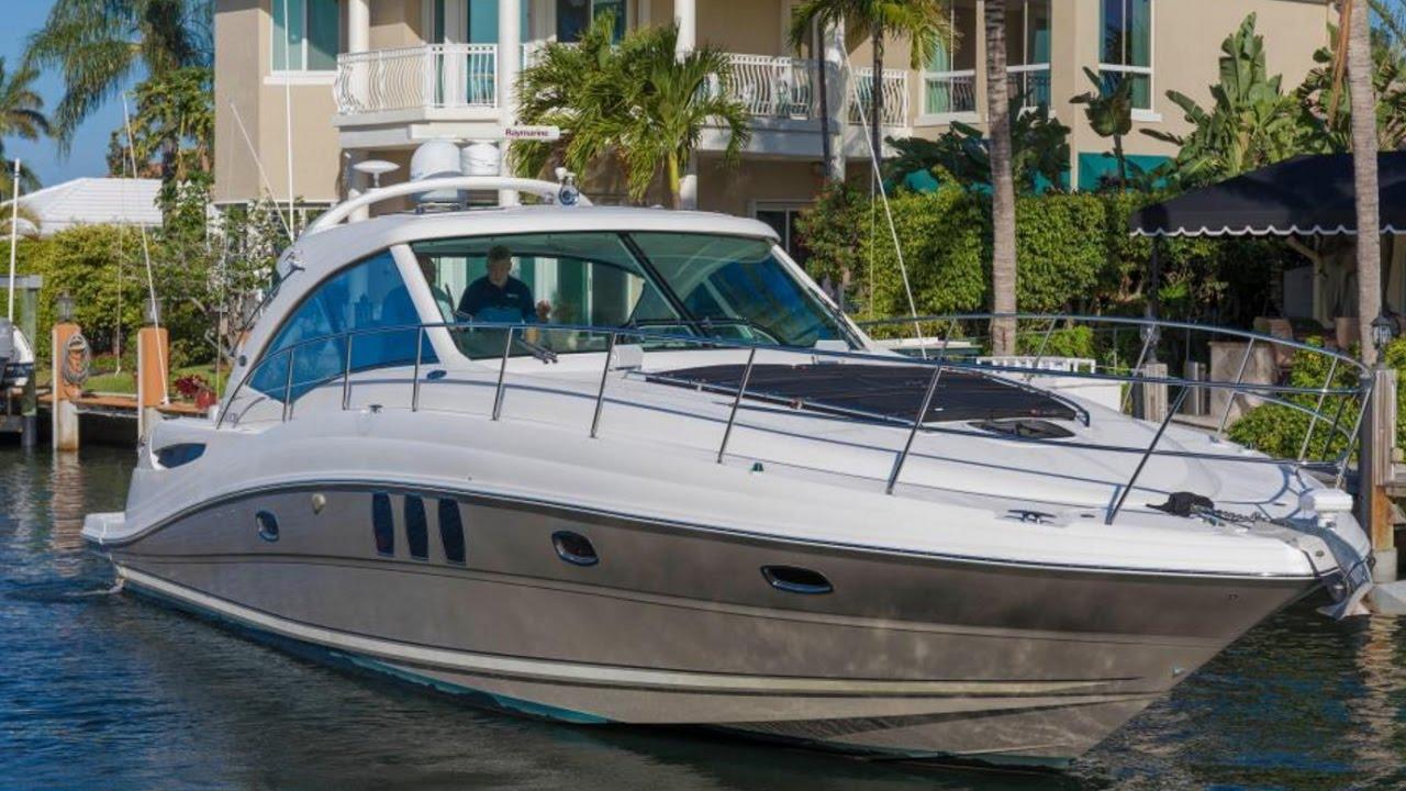 2006 Sea Ray 48 Sundancer Boat For Sale At Marinemax Pompano Yacht Center