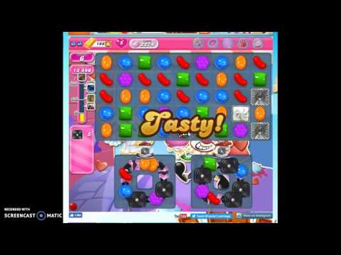Candy Crush Level 2274 help w/audio tips, hints, tricks