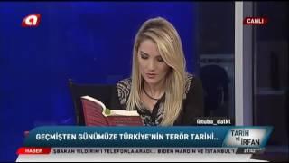 Tuğba Dalkılıç / Mete Yarar Tarih Ve İrfan Programı 09 Haziran 2016