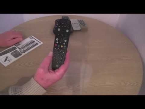 One For All Remote Control 8 Devices