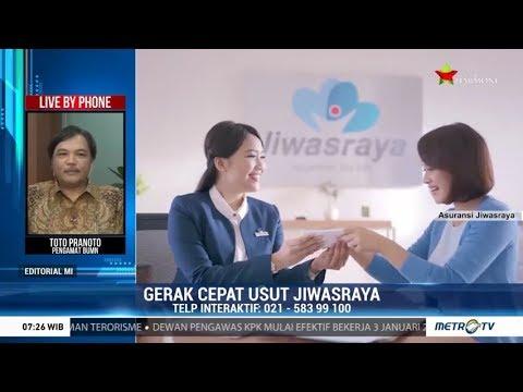 Bedah Editorial MI: Gerak Cepat Usut Jiwasraya