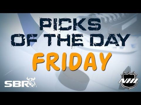 Free NHL Hockey Picks on Black Friday with Capper Ross Benjamin