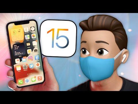 7 astuces sur iOS 15