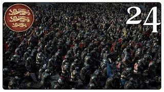 HOLDING BACK 7000 HRE TROOPS - 1078 Medieval Wars Campaign (Attila) #24