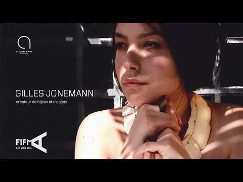 Gilles Jonemann - Jewel and object designer - UK version