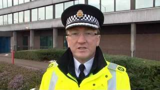 Assistant Chief Constable of Greater Manchester Police, ahead of Manchester Carling Cup semi-final.