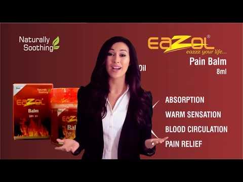 Eazol Pain Relief Reviews Eazol Cream Youtube