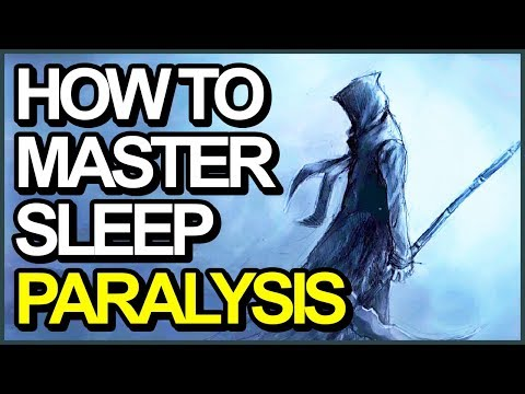 How To Stop Sleep Paralysis (Or Turn It Into A Lucid Dream