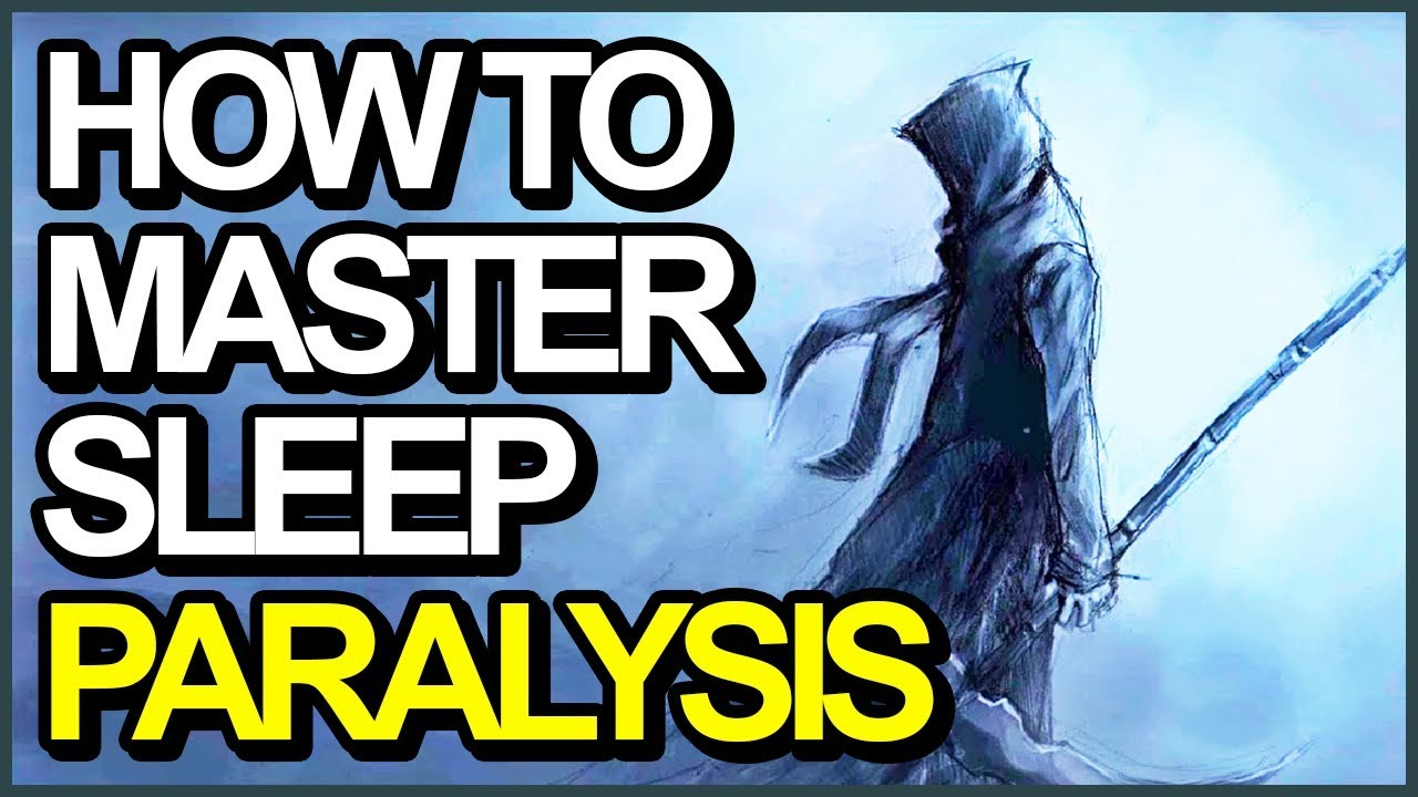 How To Stop Sleep Paralysis (Or Turn It Into A Lucid Dream)